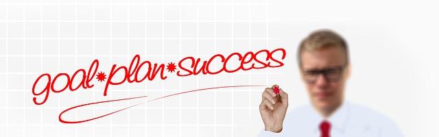 Cel Plan i sukces